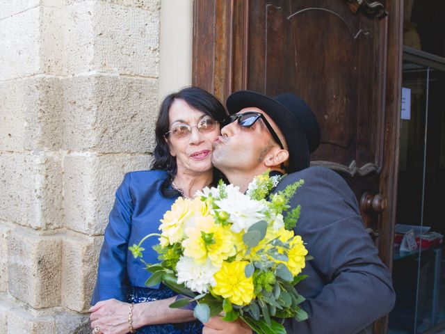 La boda de Gianluca y Silvia en El Palmar (El Palmar), Murcia 26