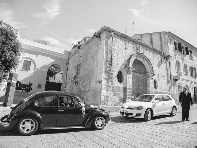 La boda de Gianluca y Silvia en El Palmar (El Palmar), Murcia 27