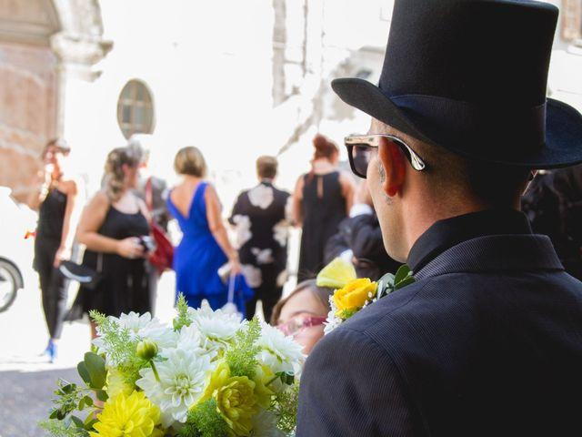 La boda de Gianluca y Silvia en El Palmar (El Palmar), Murcia 28
