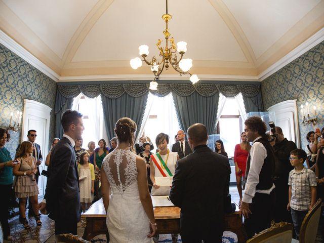 La boda de Gianluca y Silvia en El Palmar (El Palmar), Murcia 29