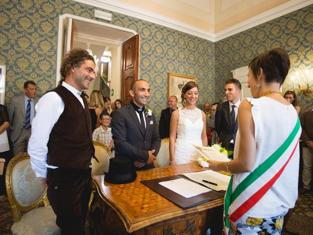 La boda de Gianluca y Silvia en El Palmar (El Palmar), Murcia 30