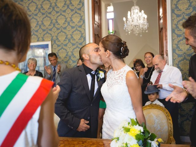 La boda de Gianluca y Silvia en El Palmar (El Palmar), Murcia 31