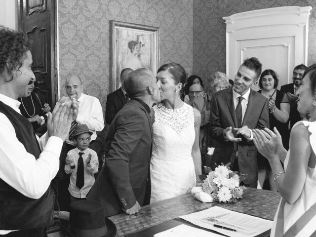 La boda de Gianluca y Silvia en El Palmar (El Palmar), Murcia 32