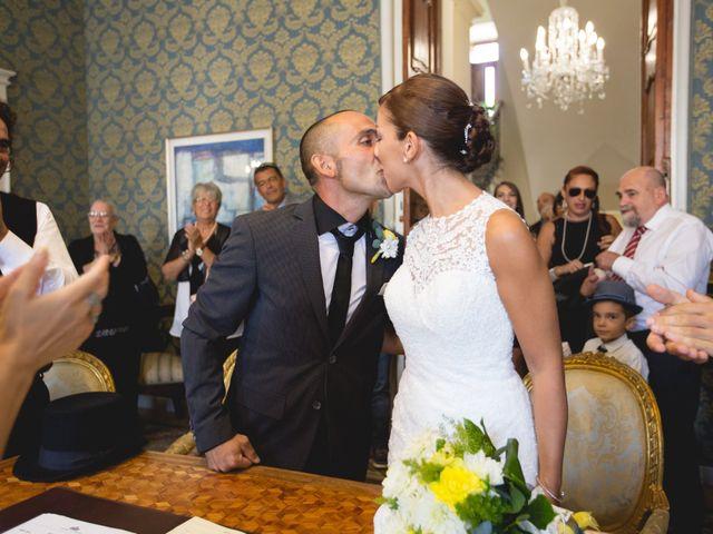 La boda de Gianluca y Silvia en El Palmar (El Palmar), Murcia 33