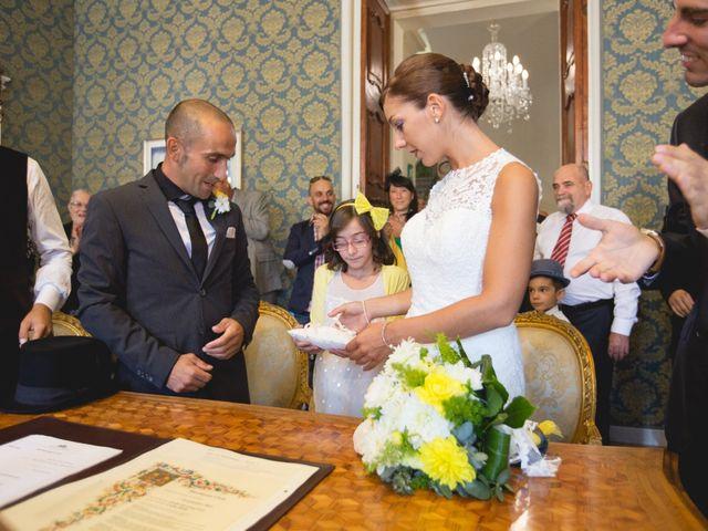 La boda de Gianluca y Silvia en El Palmar (El Palmar), Murcia 34