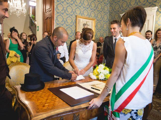 La boda de Gianluca y Silvia en El Palmar (El Palmar), Murcia 36