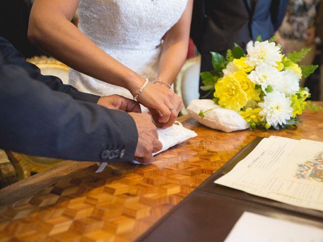 La boda de Gianluca y Silvia en El Palmar (El Palmar), Murcia 37
