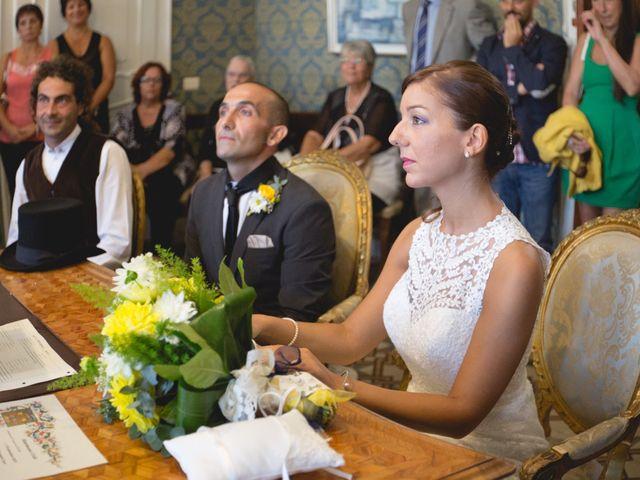 La boda de Gianluca y Silvia en El Palmar (El Palmar), Murcia 40