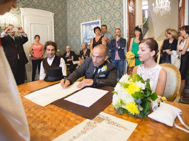 La boda de Gianluca y Silvia en El Palmar (El Palmar), Murcia 42