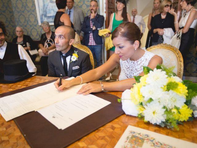 La boda de Gianluca y Silvia en El Palmar (El Palmar), Murcia 44