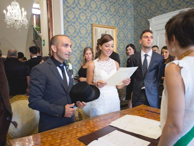 La boda de Gianluca y Silvia en El Palmar (El Palmar), Murcia 47