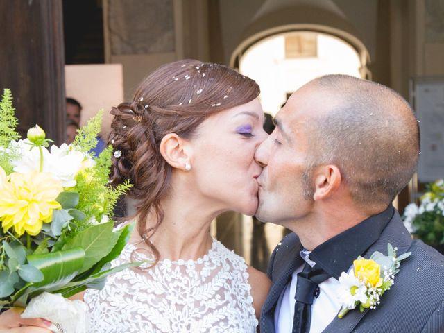 La boda de Gianluca y Silvia en El Palmar (El Palmar), Murcia 53