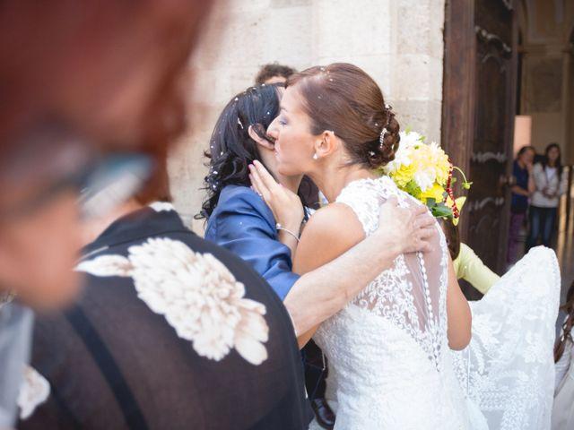La boda de Gianluca y Silvia en El Palmar (El Palmar), Murcia 54