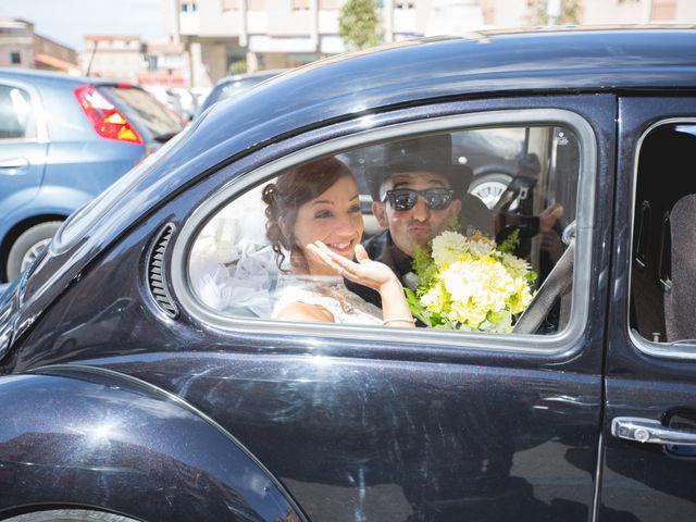 La boda de Gianluca y Silvia en El Palmar (El Palmar), Murcia 69