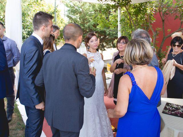La boda de Gianluca y Silvia en El Palmar (El Palmar), Murcia 80