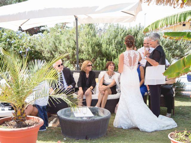 La boda de Gianluca y Silvia en El Palmar (El Palmar), Murcia 83