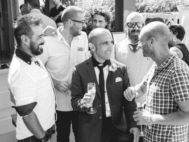 La boda de Gianluca y Silvia en El Palmar (El Palmar), Murcia 84
