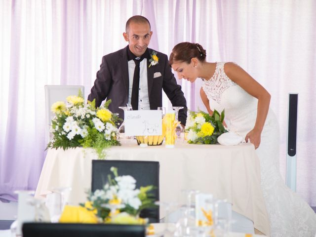 La boda de Gianluca y Silvia en El Palmar (El Palmar), Murcia 88