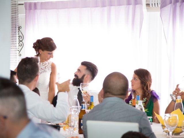 La boda de Gianluca y Silvia en El Palmar (El Palmar), Murcia 92