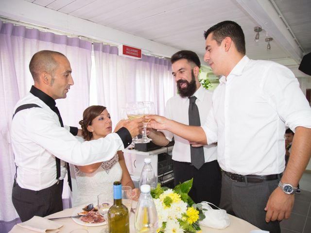 La boda de Gianluca y Silvia en El Palmar (El Palmar), Murcia 98
