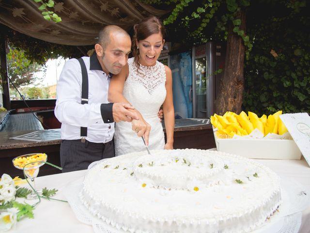 La boda de Gianluca y Silvia en El Palmar (El Palmar), Murcia 112