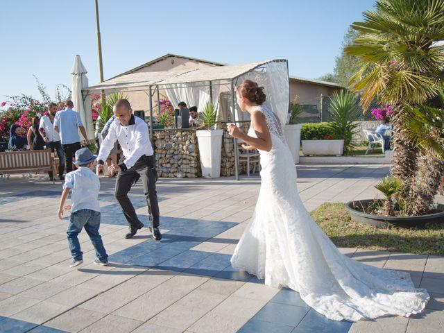 La boda de Gianluca y Silvia en El Palmar (El Palmar), Murcia 117