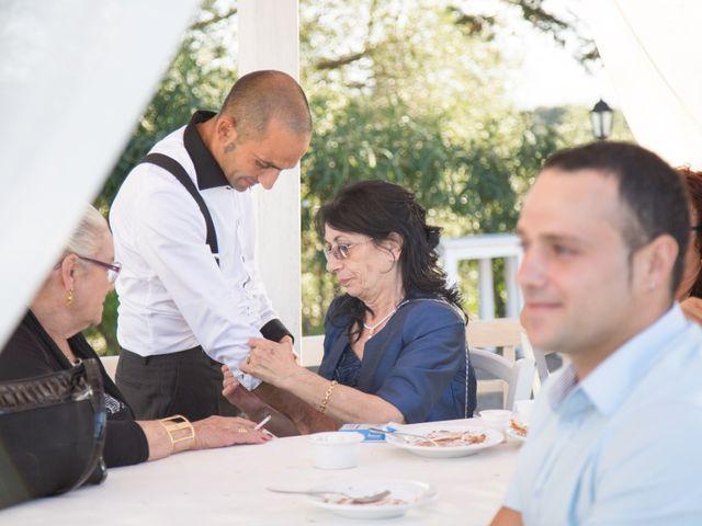 La boda de Gianluca y Silvia en El Palmar (El Palmar), Murcia 122