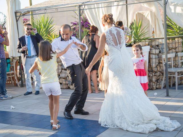 La boda de Gianluca y Silvia en El Palmar (El Palmar), Murcia 127