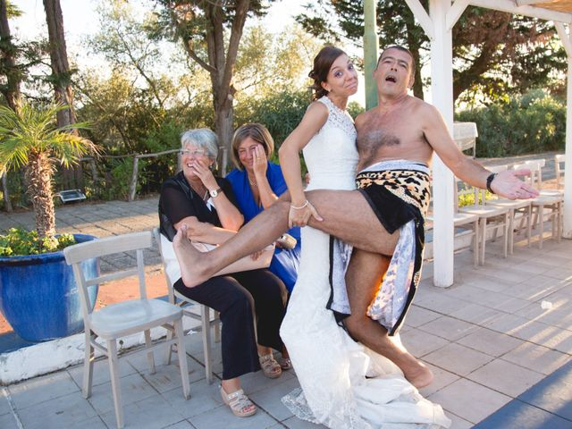 La boda de Gianluca y Silvia en El Palmar (El Palmar), Murcia 132