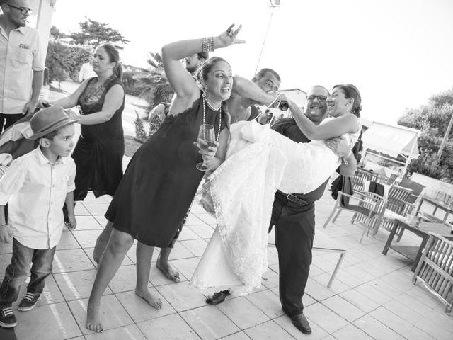 La boda de Gianluca y Silvia en El Palmar (El Palmar), Murcia 133