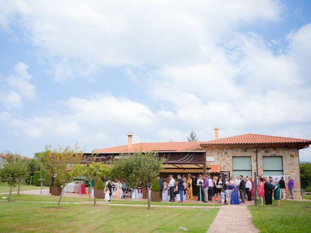 La boda de Arkaitz y Beatriz en Loiu, Vizcaya 14