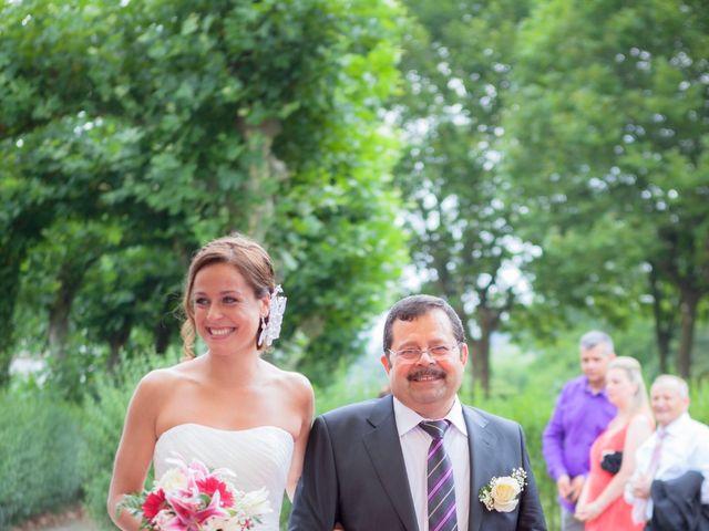 La boda de Arkaitz y Beatriz en Loiu, Vizcaya 16