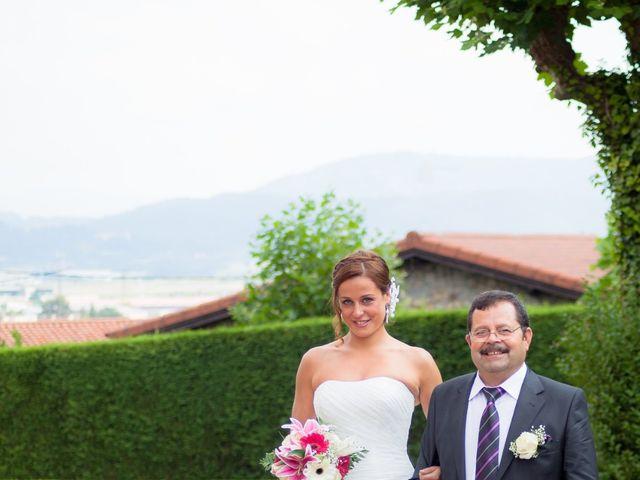 La boda de Arkaitz y Beatriz en Loiu, Vizcaya 19