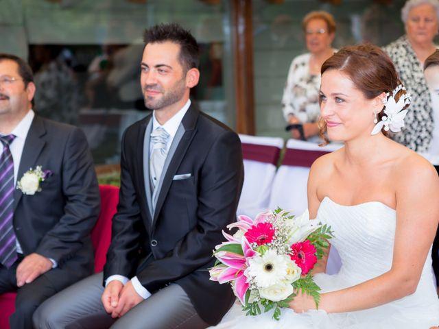 La boda de Arkaitz y Beatriz en Loiu, Vizcaya 20