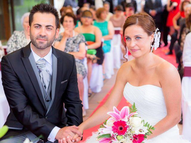 La boda de Arkaitz y Beatriz en Loiu, Vizcaya 26