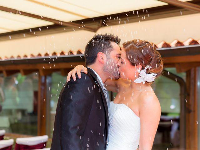 La boda de Arkaitz y Beatriz en Loiu, Vizcaya 27