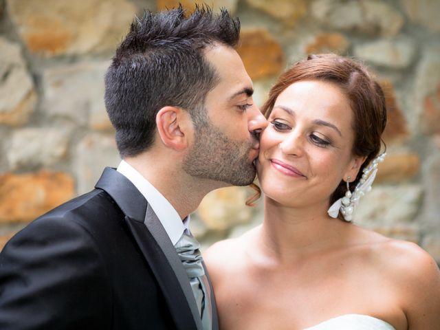 La boda de Arkaitz y Beatriz en Loiu, Vizcaya 28