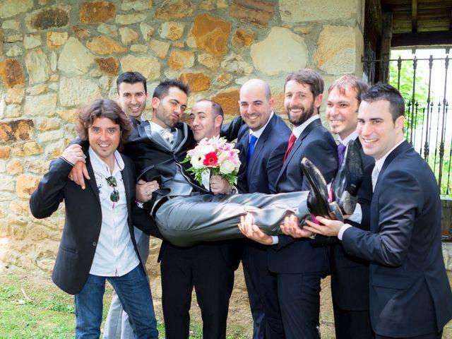 La boda de Arkaitz y Beatriz en Loiu, Vizcaya 30