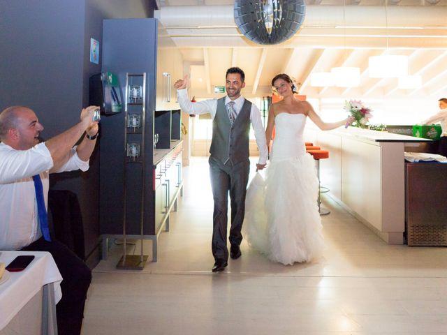 La boda de Arkaitz y Beatriz en Loiu, Vizcaya 35