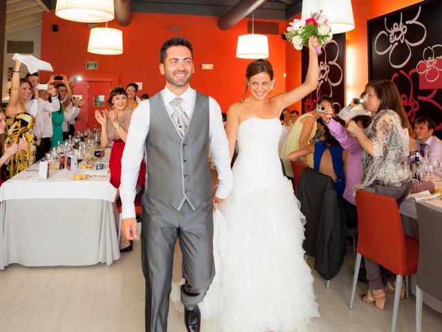 La boda de Arkaitz y Beatriz en Loiu, Vizcaya 36
