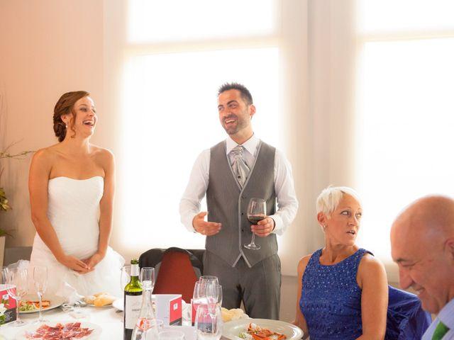 La boda de Arkaitz y Beatriz en Loiu, Vizcaya 39