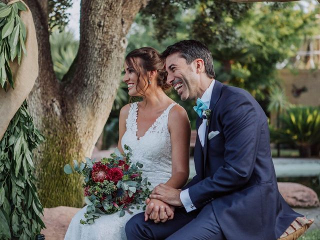 La boda de Isabel y Toño