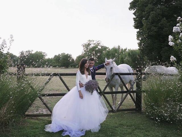 La boda de Jorge y Sonia en Torremocha Del Jarama, Madrid 2