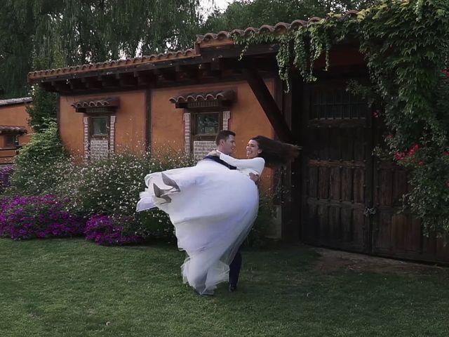 La boda de Jorge y Sonia en Torremocha Del Jarama, Madrid 3
