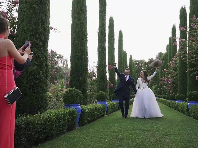La boda de Jorge y Sonia en Torremocha Del Jarama, Madrid 4