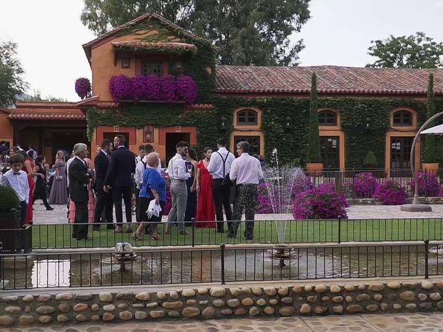 La boda de Jorge y Sonia en Torremocha Del Jarama, Madrid 15