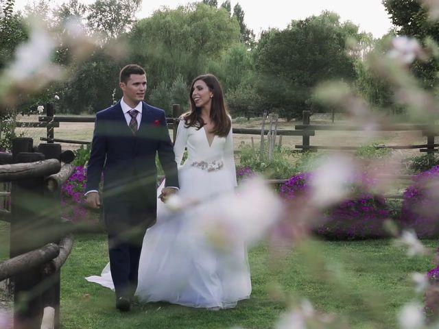 La boda de Jorge y Sonia en Torremocha Del Jarama, Madrid 23