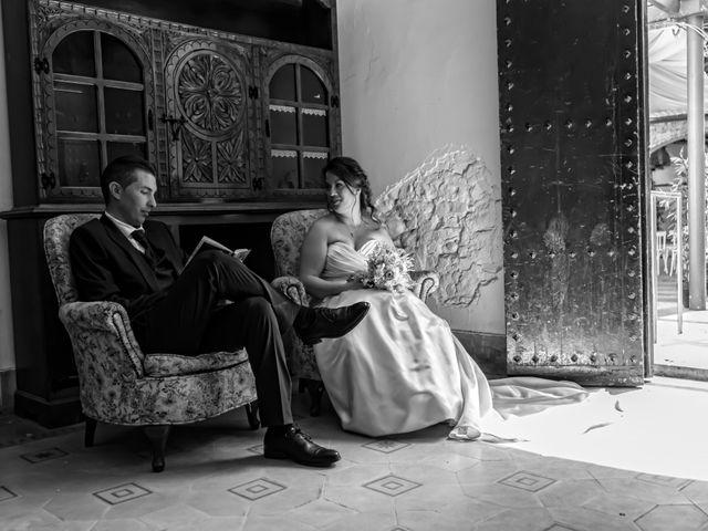 La boda de Daniel y Jessy en L' Ametlla Del Valles, Barcelona 2