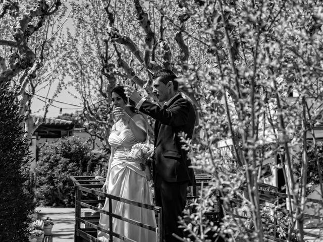 La boda de Daniel y Jessy en L' Ametlla Del Valles, Barcelona 39