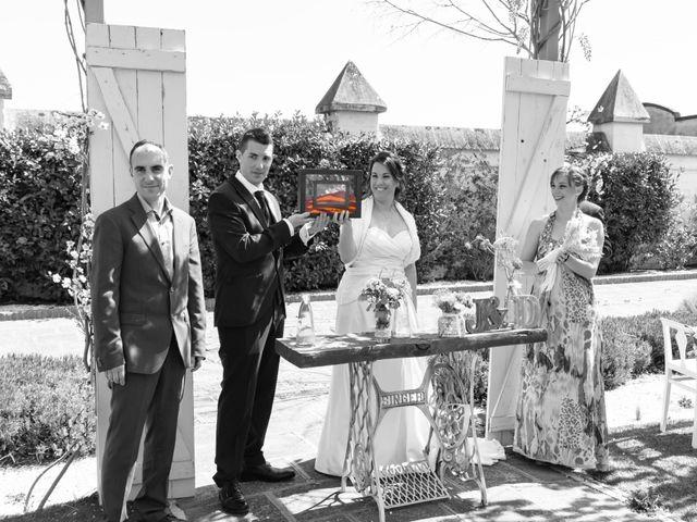 La boda de Daniel y Jessy en L' Ametlla Del Valles, Barcelona 30
